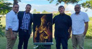 ITALIA: Obra de pintor dominicano formará parte del Museo del Tesoro