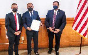 Massachusetts: Reconocen director Departamento Aeroportuario de RD