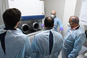 MSP pondrá  a funcionar un equipo secuenciador en Laboratorio Dr. Defilló
