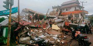 INDONESIA: Terremoto deja al menos 34 muertos y más de 600 heridos