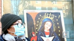 NY: Comisionado Cultura lleva Virgen de la Altagracia a Washington Heights