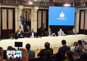 Empresariado dominicano saluda la firma del pacto eléctrico nacional
