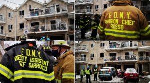 NUEVA YORK: Incendio en casa del Bronx deja nueve personas heridas