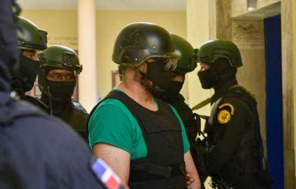 Tribunal impuso un año de prisión preventiva a Argenis Contreras