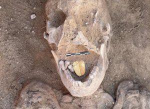 EL CAIRO: Arqueóloga dominicana descubre momia con lengua de oro