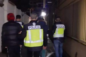 ESPAÑA: Detienen  ocho pandilleros dominicanos por acuchillar menor