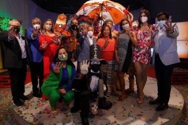 Programa «Fiesta de Carnaval en Casa» será transmitido por canales de CERTV