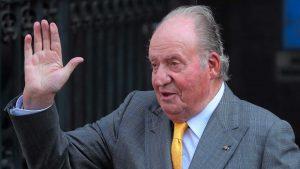 ESPAÑA: Juan Carlos I paga más de 4 illones de euros a a Agencia Tributaria