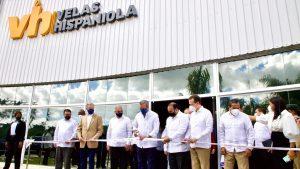 Abinader prioriza creación empleos; inaugura zona aportará 15 mil plazas