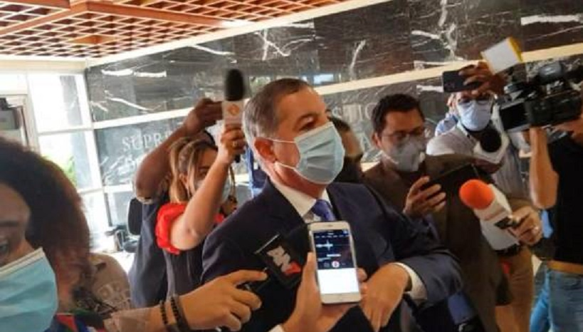 PEPCA interroga exministro Hacienda, Donald Guerrero; este «ignora» motivo