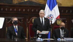 Presidente Senado destaca respaldo Congreso al PE en lucha contra COVID