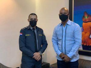 Moisés Alou valora Policía Nacional lleve deportes a los barrios de RD