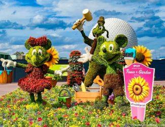 Festivales florales en Florida dan bienvenida a la primavera