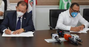 FEDA y el IDECOOP firman acuerdo en proyectos de desarrollo agropecuario