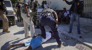 Al menos 25 personas murieron durante motín carcelario en Haití