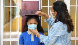 INABIE beneficia 4 mil estudiantes en jornada de evaluación nutricional