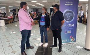 P.RICO: Iván Ruiz se reúne con el Secretario Departamento de Salud