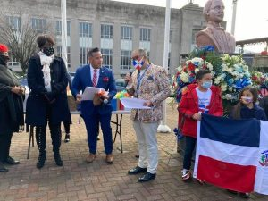 NUEVA JERSEY: Concejales Paterson reconocen periodista Vicente Balbuena