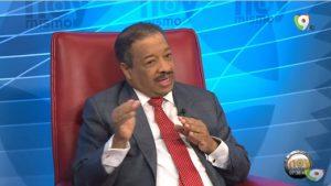Expresidente JCE dice gobierno PRM pone en juego la convivencia pacífica