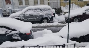 NUEVA YORK: Segunda tormenta de nieve castigó hoy el área triestatal
