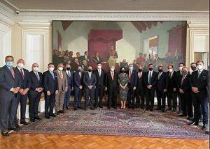 COLOMBIA: Delegación empresarios dominicanos se reúne con Duque