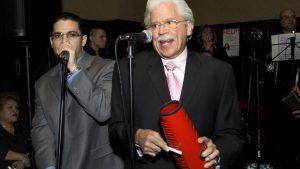 Salseros puertorriqueños expresan su respeto hacia leyenda Johnny Pacheco