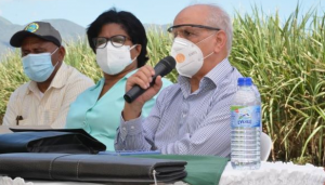 BAHORUCO: IAD busca solucionar los problemas entre el CAC y campesinos