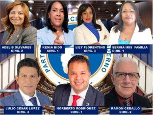 Dominicanos piden abolición de los siete diputados de ultramar