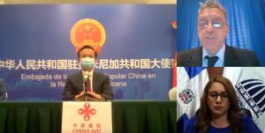 China y la ONU brindan asistencia a moradores de nueve dominicanas RD