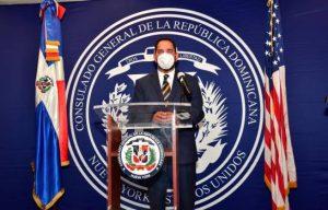 Alertan sobre delincuentes que piden dinero en nombre Consulado RD NY
