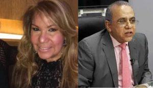 Dirigente PRM Mary Sánchez defiende al ministro de Salud de R. Dominicana
