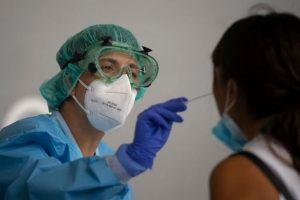 Rep. Dominicana notifica 7 muertes y 576 nuevos contagios de COVID-19