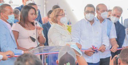 Senador Franklin Rodríguez inauguró  sus oficinas en San Cristóbal