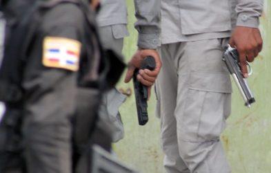 MONTE PLATA: Policía ultima hombre había asesinado exesposa y exsuegra