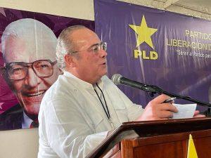 Secretario General dice el PLD trabaja por una sociedad más justa