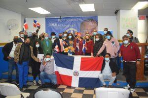 Base del PRM en N. York celebra 177 aniversario independencia de la RD