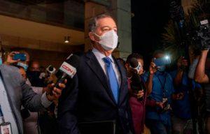 Exministro Hacienda Donald Guerrero interrogado de nuevo por la PEPCA