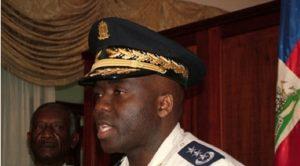 Felicitan renuncia de director policial de Haití