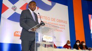 O.Públicas sortea obras por RD$183 millones en SD y Monseñor Nouel