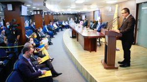 JCE presenta a partidos y sociedad  plan para eliminar legalización actas