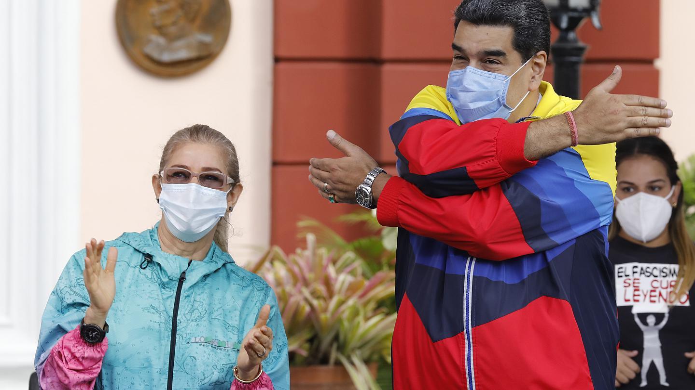 Nicolás Maduro ofrece petróleo a cambio de vacunas covid — VENEZUELA
