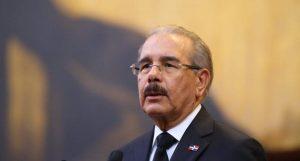 El exgobernante Danilo Medina sería electo hoy nuevo presidente del PLD