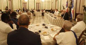 El Presidente dominicano aboga por  buenas relaciones entre la RD y Haití