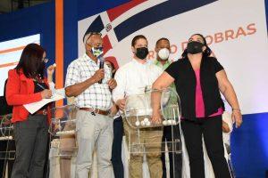 LA VEGA: Ministerio de Obras Públicas sortea obras por RD$135 millones