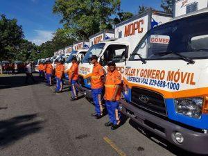 MOP garantiza continuidad y mejoría del programa de Asistencia Vial en RD
