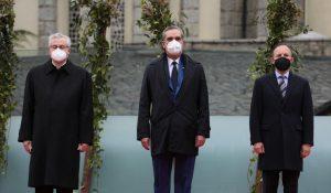 Abinader: «El gran reto de países tras pandemia es evitar crisis financiera»