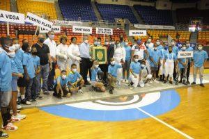 Festival Nacional de Esgrima con rotundo éxito enla Arena del Cibao