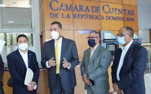 Guido  solicita auditorías a gestiones de Peralta, Vargas y Javier García
