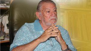 El escritor Marcio Veloz Maggiolo pierde la batalla contra la COVID-19