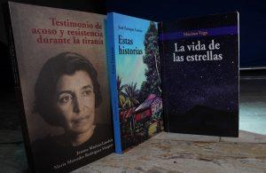 Banco Central presenta tres nuevas obras de su colección bibliográfica